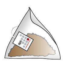 Icons Teabag Pyramid